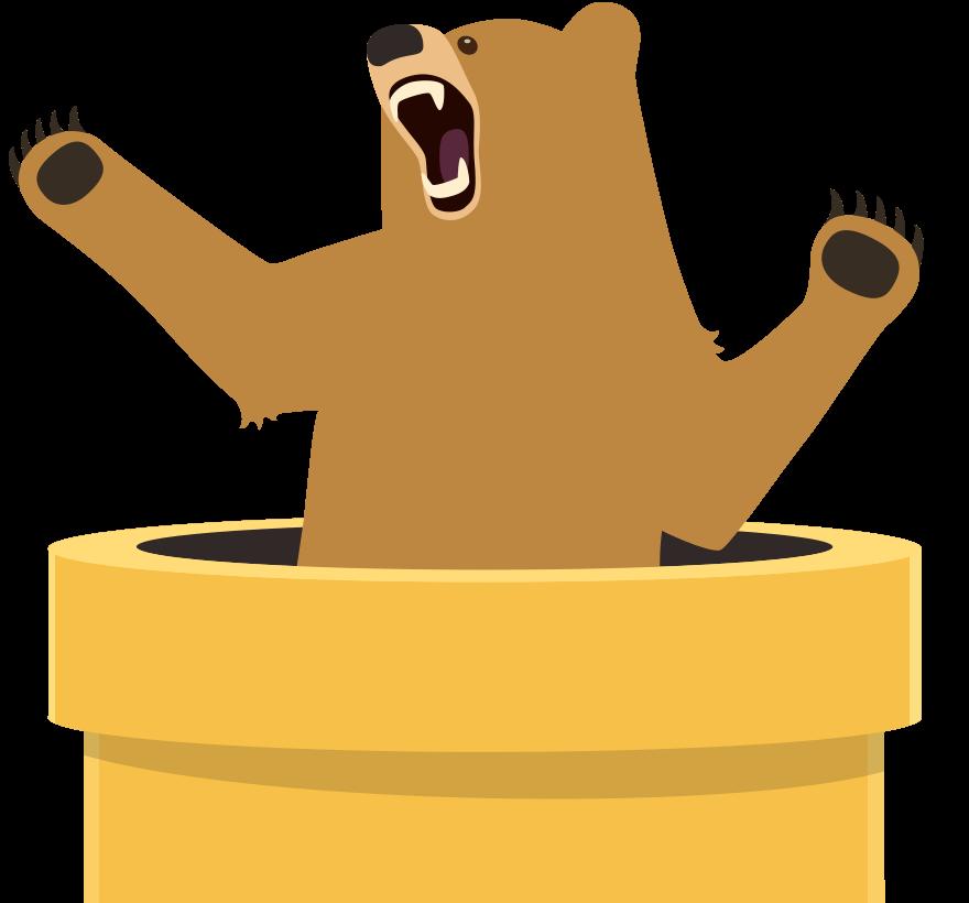 TunnelBear VPN — обзор и отзывы пользователей