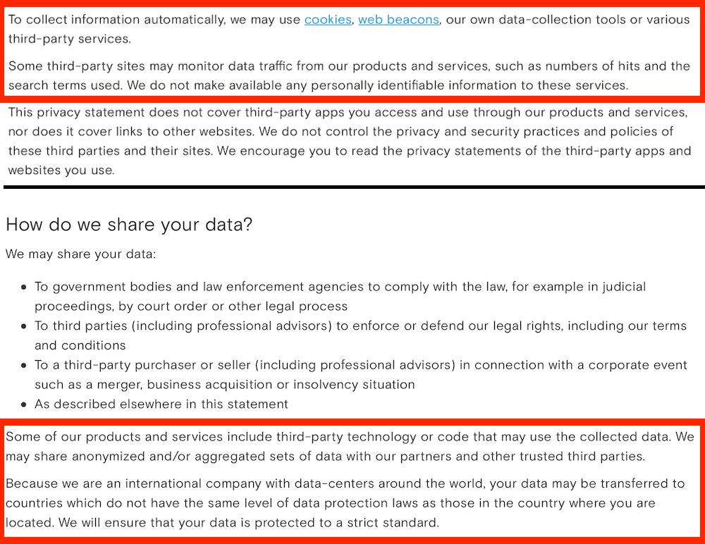 обман бесплатного Opera VPN