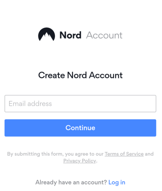 NordVPN-create-an-account